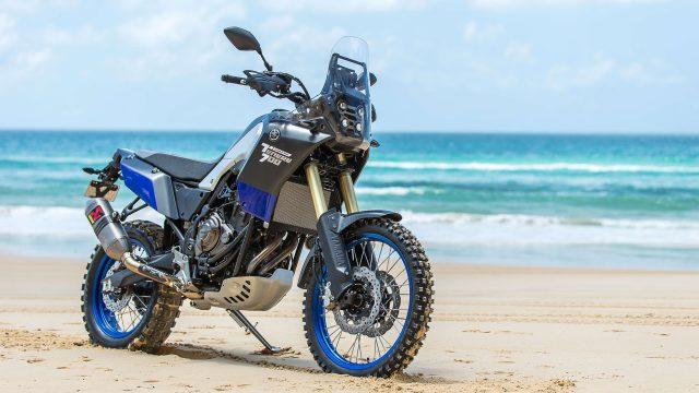 Yamaha Tenere 700 World Raid 4