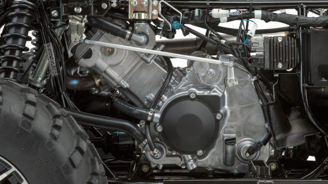 2019 Suzuki KingQuad Engine