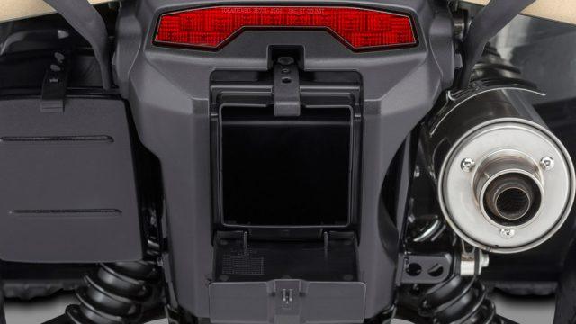 2019 Suzuki KingQuad Storage