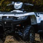Suzuki introduces 2019 KingQuad Lineup 9