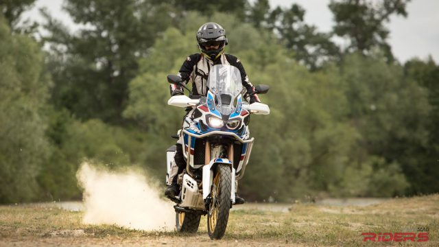 Honda Africa Twin Advenure Sports 4