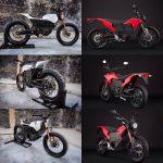 Customized Zero XU electric bike opens up new horizons 4