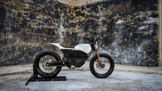 Customized Zero XU electric bike opens up new horizons 1