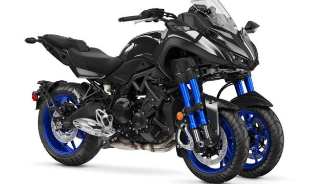 Yamaha Niken price announced, lower than what we feared 1