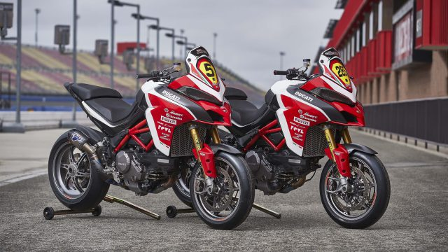 Ducati Returns to Pikes Peak with 158 hp Multistrada 1260 1