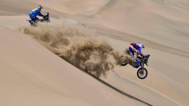 Dakar 2019 route: 100% Peru 2
