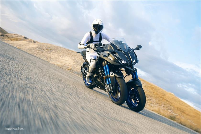 Yamaha Niken Price Announced Lower Than What We Feared Drivemag Riders