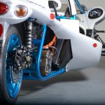 Electric Campagna T-Rex reverse trike in the works 6