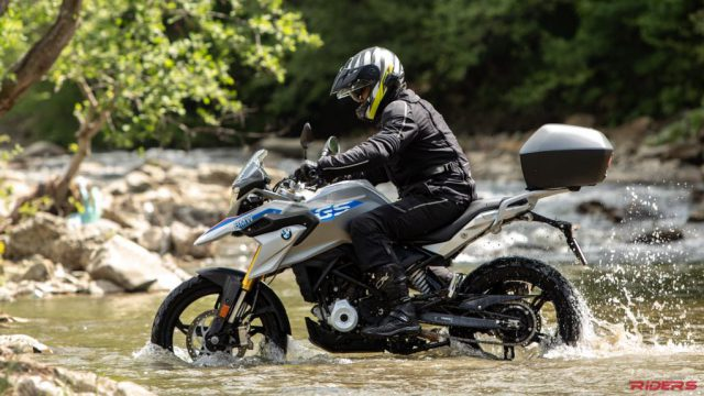 2018 BMW G310GS Review 1