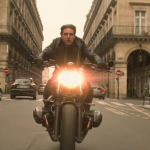 Tom Cruise crashes BMW R nineT in new Mission Impossible movie 2