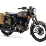 Royal Enfield Classic 500 Pegasus honors the WWII motorcycles 3