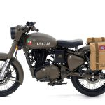 Royal Enfield Classic 500 Pegasus honors the WWII motorcycles 4