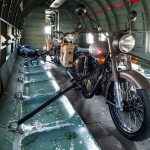 Royal Enfield Classic 500 Pegasus honors the WWII motorcycles 8