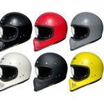 Shoei Ex-Zero retro helmet arrives 7