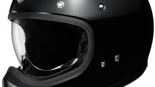 Shoei EX Zero Helmet Black 740x838