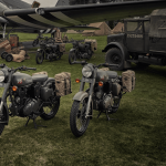Royal Enfield Classic 500 Pegasus honors the WWII motorcycles 10
