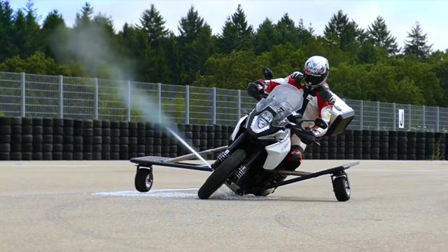 Bosch testing space shuttle-inspired anti-slide system 1