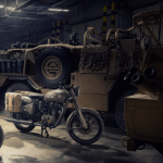 Royal Enfield Classic 500 Pegasus honors the WWII motorcycles 11