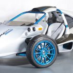 Electric Campagna T-Rex reverse trike in the works 4