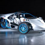 Electric Campagna T-Rex reverse trike in the works 2