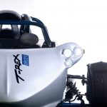 Electric Campagna T-Rex reverse trike in the works 3