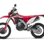 2019 Honda CRF450L on-off bike makes appearance 8