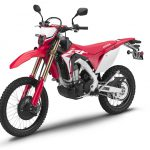 2019 Honda CRF450L on-off bike makes appearance 7