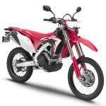 2019 Honda CRF450L on-off bike makes appearance 6