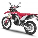 2019 Honda CRF450L on-off bike makes appearance 5