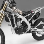 2019 Honda CRF450L on-off bike makes appearance 4