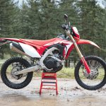 2019 Honda CRF450L on-off bike makes appearance 12