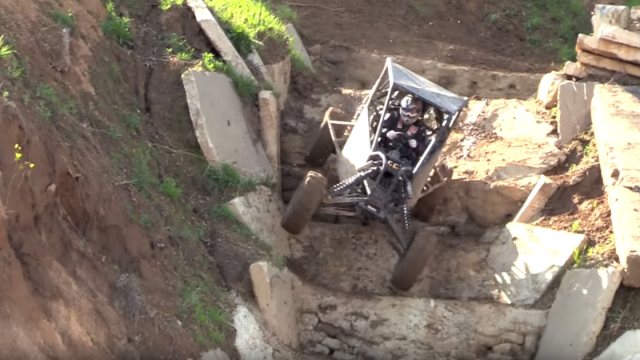 Would you ride this awesome single-seat Can-Am Maverick X3? 10