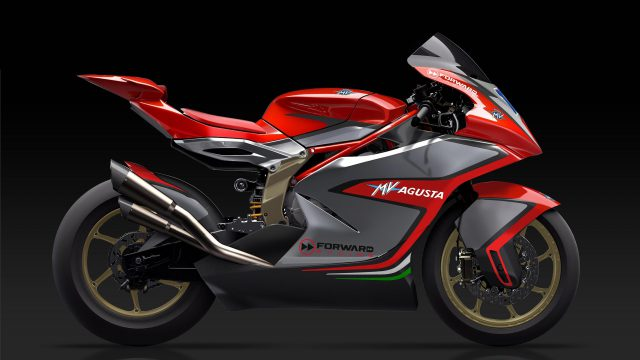 MV Agusta back to road racing in Moto2 1