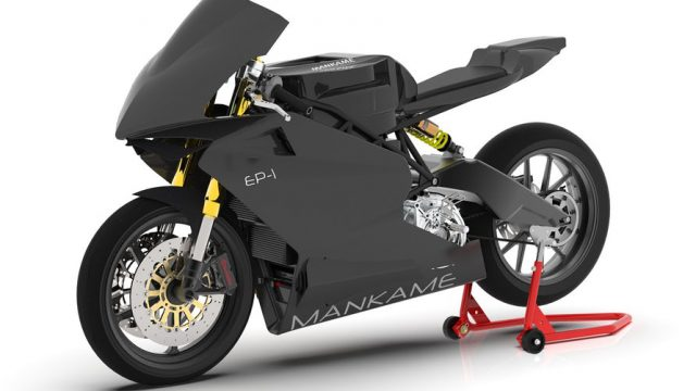 Is the Mankame EP1 the electric sportbike of our dreams? 1