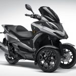 Quadro QV3 leaning scooter looks like a better alternative to Yamaha' Niken 4