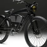 WWII-inspired Vintage Electric Scrambler S 2