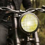 WWII-inspired Vintage Electric Scrambler S 5