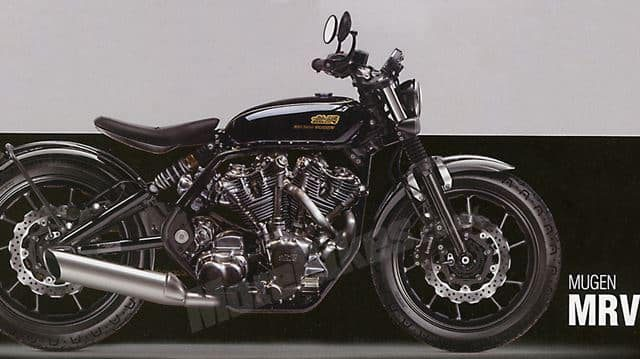 New Mugen V-twin concept rendered 8