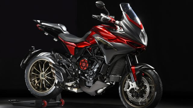 MV Agusta Turismo Veloce 800 Lusso SCS is here! 1