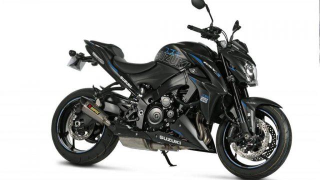 Suzuki says Hi with the GSX-S1000 Team Suzuki 1
