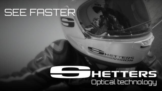 Shetters ultra-fast adaptive solar-powered LCD helmet visor up for funding 1