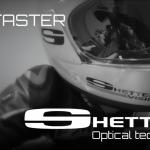 Shetters ultra-fast adaptive solar-powered LCD helmet visor up for funding 2
