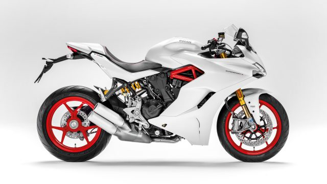Ducati recalls Supersport and Supersport S for fire hazard 1