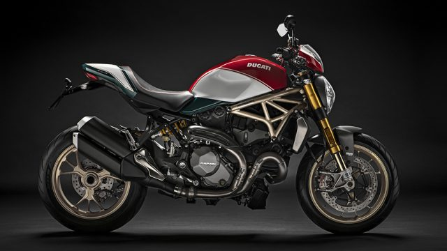 Ducati Monster 1200 25 Anniversario is the most amazing Monster out there 1