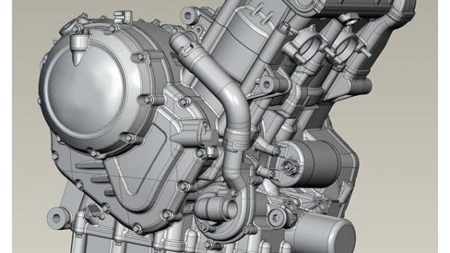 moteur norton 650 twin