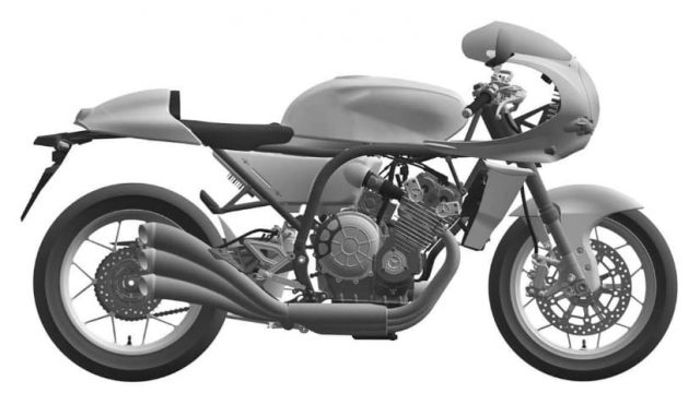 Is Honda reviving the 6-cylinder CBX? 1