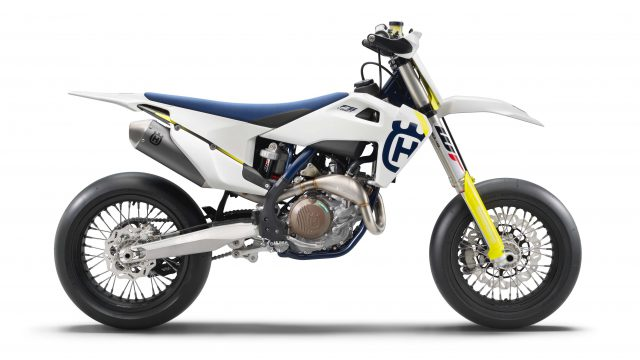 2019 Husqvarna FS 450 arrives heavily updated 2