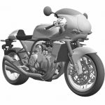 Is Honda reviving the 6-cylinder CBX? 6