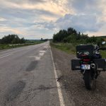Traveling to Siberia. First day on the Road - Go East #1 8
