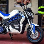 CSC City Slicker, the electric commuter motorcycle with an unbelievable price 4